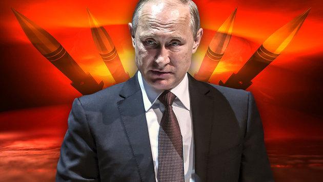 Putin holt die Familien aller Diplomaten heim (Bild: thinkstockphotos.de, APA/AFP/Ozan Kose)