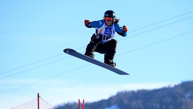 Snowboard: Maria Ramberger beendet ihre Karriere (Bild: GEPA)