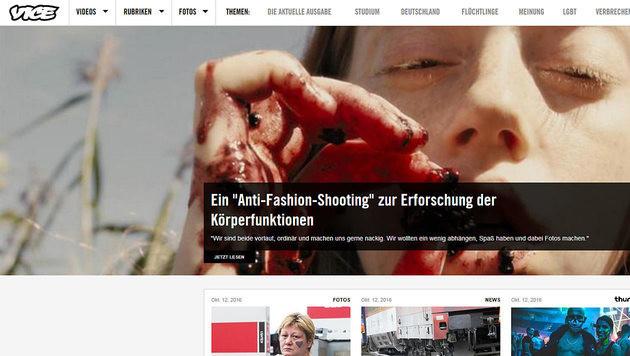 Vice will eigenen TV-Sender in Deutschland starten (Bild: Vice)