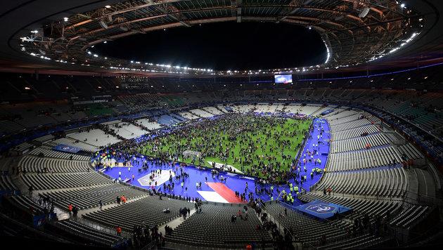 Wegen Paris-Terrors: Frankreich verschiebt Match (Bild: GEPA)