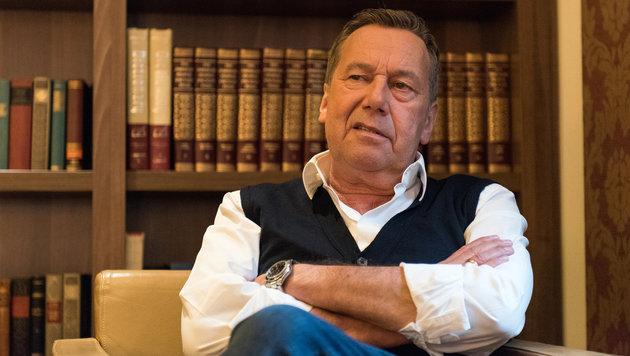 """Roland Kaiser: """"Ich sage immer was ich denke!"""" (Bild: Andreas Graf)"""