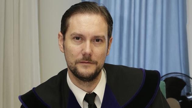 Richter Stefan Apostol (Bild: Klemens Groh)