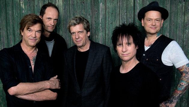 """Die Toten Hosen treten bei """"Rock in Vienna"""" auf (Bild: Erik Weiss)"""