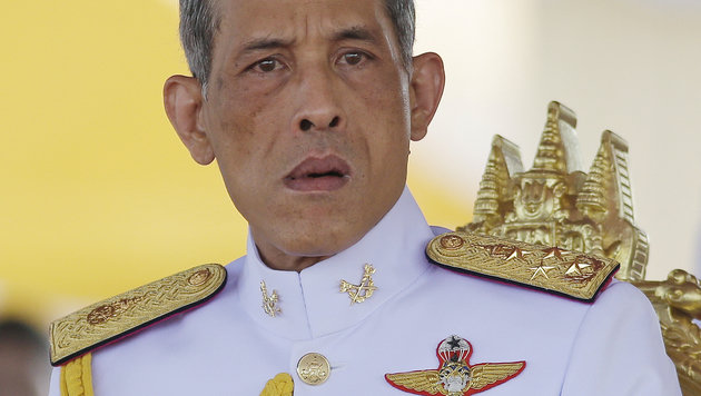 Maha Vajiralongkorn (Bild: The Associated Press)