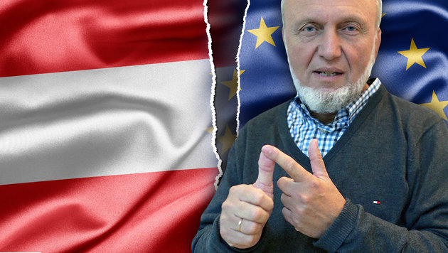 "Experte rät: ""Kündigt doch den EU-Vertrag!"" (Bild: Gerhard Bartel, thinkstockphotos.de)"