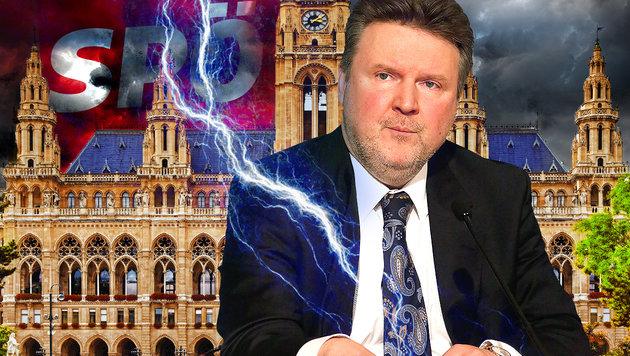 Kanzler-Vertraute als Direktorin: Ärger in der SPÖ (Bild: Martin A. Jöchl, thinkstockphotos.de)