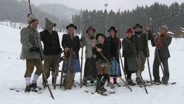 """Letzte Folge """"Heimatleuchten"""" in der Steiermark (Bild: ServusTV)"""