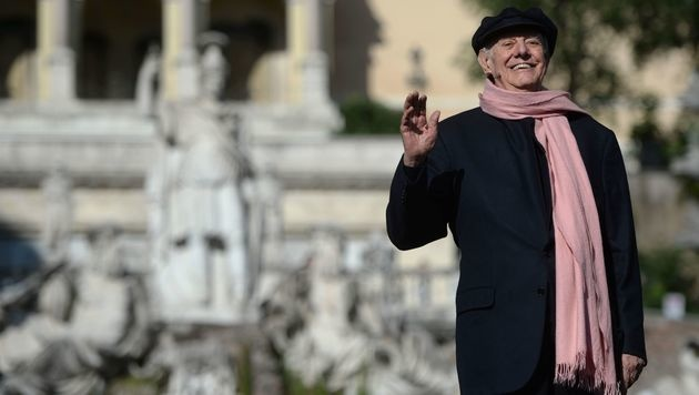 Literaturnobelpreisträger Dario Fo ist tot (Bild: APA/AFP/FILIPPO MONTEFORTE)