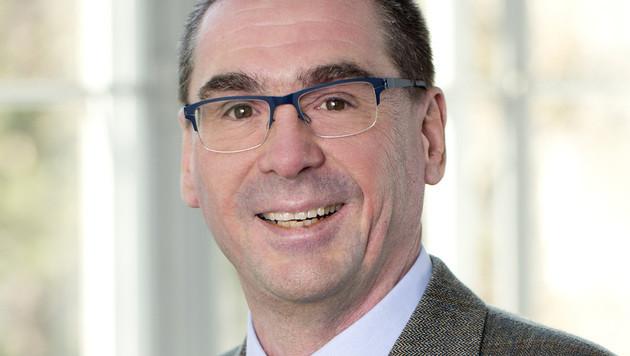 Florian Thalhammer (Bild: MedUni Wien/Matern)