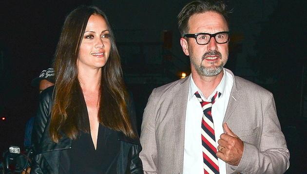 David Arquette und seine Frau Christina (Bild: Viennareport)