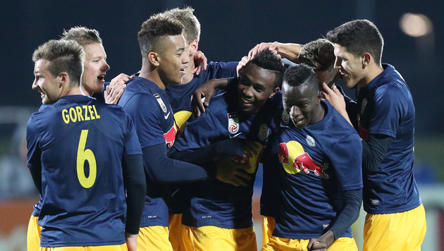 FAC - FC Liefering 1:5 (Bild: GEPA pictures)