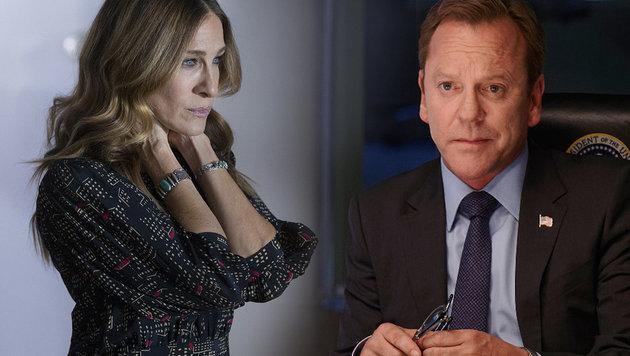 Genug TV-Abstinenz: Diese Stars kehren zurück! (Bild: HBO, ABC)