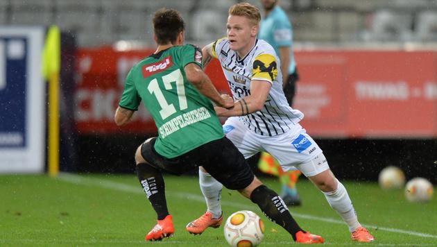 LASK patzt gegen Innsbruck, Horn nun Schlusslicht (Bild: GEPA)