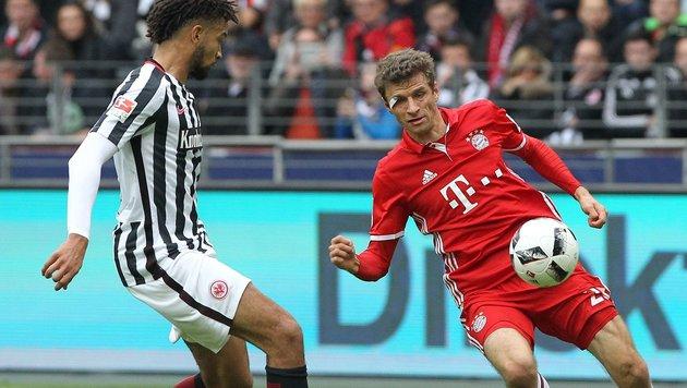 """Rummenigge erzürnt: """"Das war nicht Bayern München"""" (Bild: APA/AFP/DANIEL ROLAND)"""