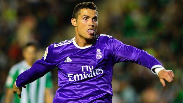 6:1-Erfolg! Real Madrid nimmt Betis auseinander (Bild: APA/AFP/CRISTINA QUICLER)