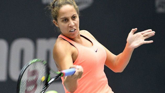 Madison Keys (Bild: APA/HELMUT FOHRINGER)