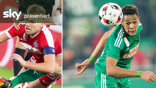 Alle Tore der 11. Bundesliga-Runde im Video (Bild: APA/GEORG HOCHMUTH)