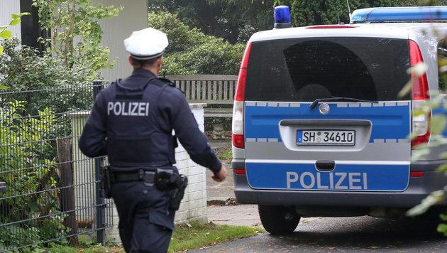 Deutschland: Vater und zwei Kinder tot aufgefunden (Bild: APA/dpa/Bodo Marks)
