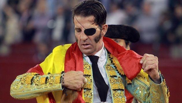 Torero Juan Jose Padilla (Bild: AFP or licensors)