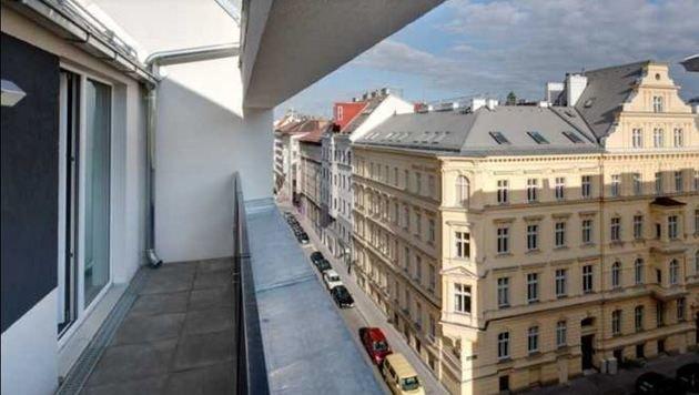 """""""Wien: Hotel verrechnet 250 € für Rauchen am Balkon (Bild: Meininger)"""""""