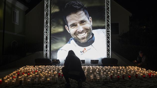 Hannes Arch war bei Todes-Crash nicht betrunken (Bild: APA/ERWIN SCHERIAU)