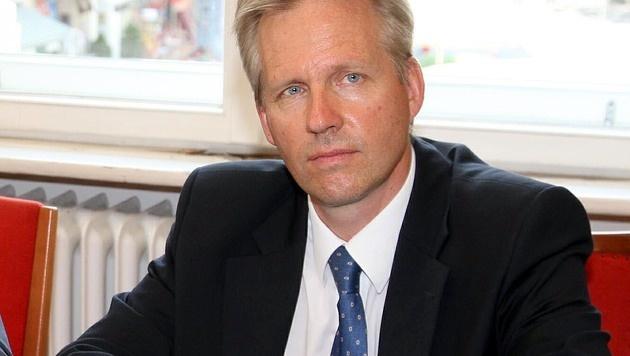Gerd Oberfeld (Bild: Markus Tschepp)