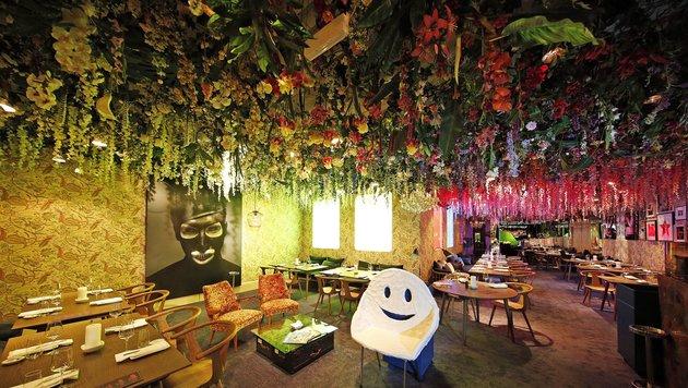 """""""Sushi aus dem City-Dschungel (Bild: Reinhard Holl)"""""""