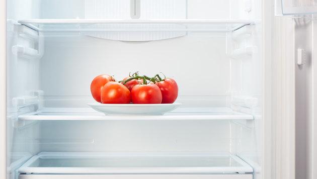 Enträtselt: Warum gekühlte Tomaten fad schmecken (Bild: thinkstockphotos.de)