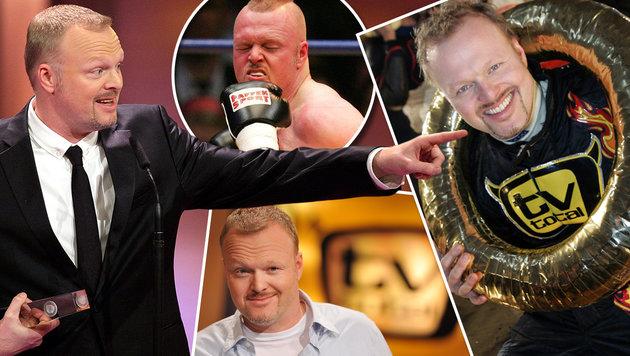 Fernsehguru Stefan Raab feiert 50. Geburtstag (Bild: dpa)