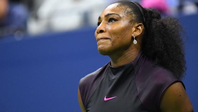 Serena Williams muss für WTA-Finale absagen (Bild: GEPA)