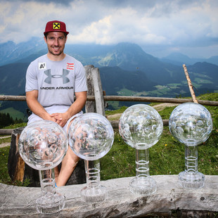 Sportler des Jahres: Marcel Hirscher als Favorit (Bild: GEPA)