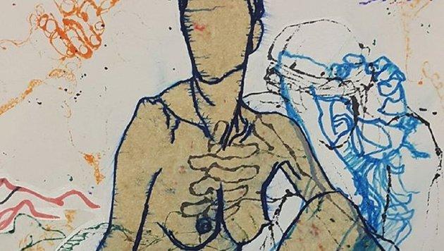 """""""Art für Alle! Beim 10. Wiener Kunstsupermarkt (Bild: Facebook)"""""""