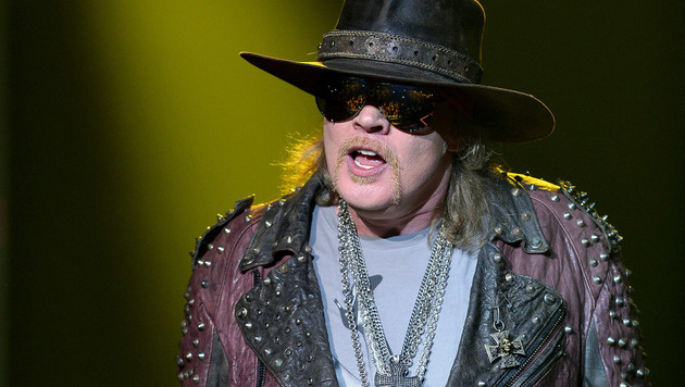 Axl Rose (Bild: APA/AFP/GETTY IMAGES/ETHAN MILLER)