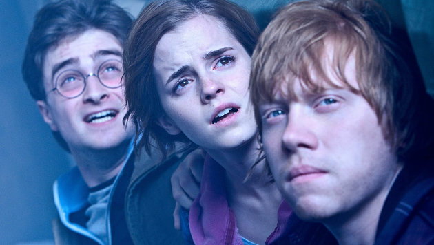 "Filmszene aus ""Harry Potter and the Deathly Hallows (Part 2)"" (Bild: ©Warner Bros  / Supplied by LMK)"