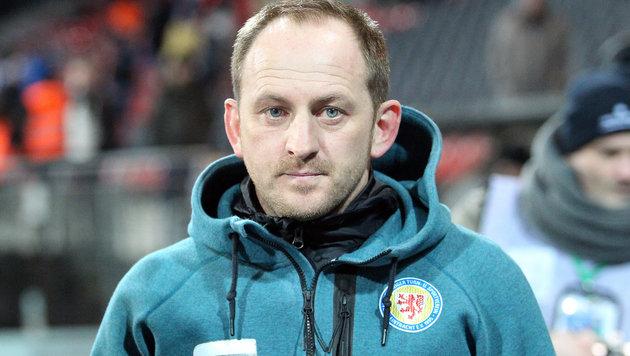 Braunschweig-Trainer Torsten Lieberknecht (Bild: GEPA)