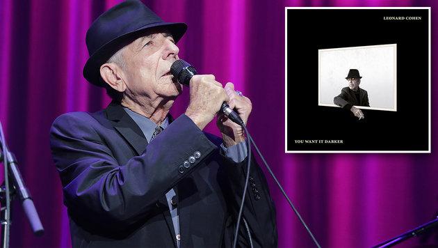 Leonard Cohen: Ein Alterswerk nahe der Perfektion (Bild: Klemens Groh, Sony Music)