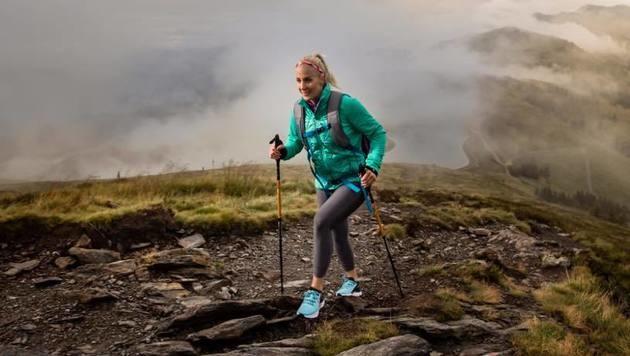 """""""Es gibt noch viele Wege zu gehen"""", sagt Eva-Maria Brem. Der Weltcup startet am Samstag in Sölden. (Bild: facebook.com/Eva-Maria Brem)"""