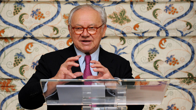 Verleger Hubert Burda tritt als VDZ-Präsident ab (Bild: flickr.com/hubertburdamedia)