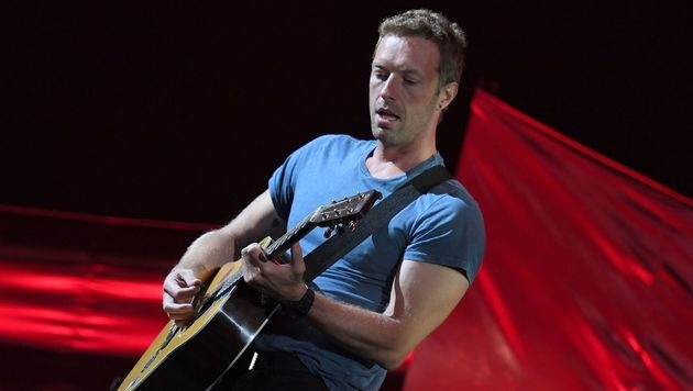 Chris Martin (Bild: AFP)