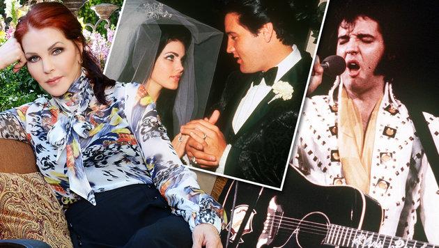 Elvis Presley: Die Legende lebt ewig weiter! (Bild: Christopher Ameruoso, Graceland Archives, AP)