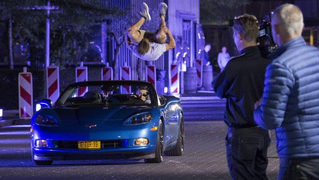"""Schockmoment bei """"Wetten, dass ..?"""" in Niederlande (Bild: facilityhouse.nl)"""