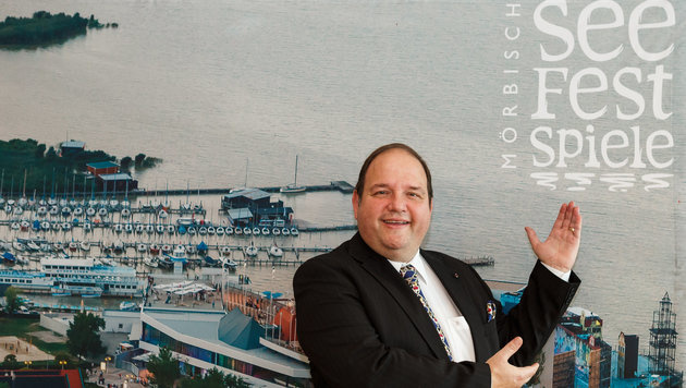 Gerald Pichowetz (Bild: APA/SEEFESTSPIELE M?RBISCH)