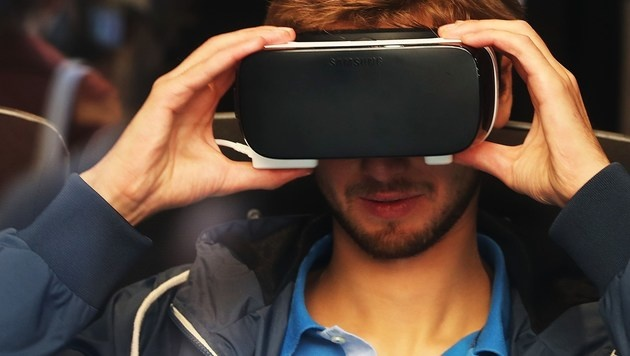 Virtual Reality hält im Buchhandel Einzug (Bild: 2016 Getty Images)
