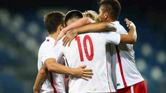 Youth League: Salzburg ohne Gegentor weiter (Bild: GEPA)