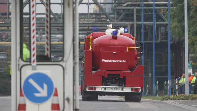 BASF-Explosion: Weitere Leiche entdeckt (Bild: ASSOCIATED PRESS)