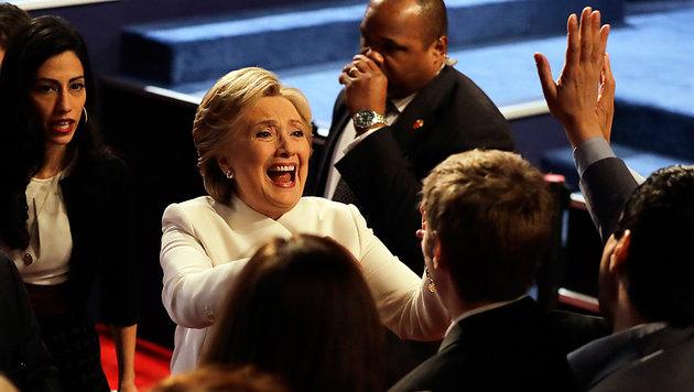 "Trump im TV-Finale: ""Alles garantiert manipuliert"" (Bild: Copyright 2016 The Associated Press. All rights reserved.)"