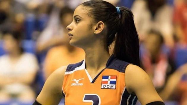 Das Rätsel um heißeste Volleyballerin der Welt! (Bild: Instagram)