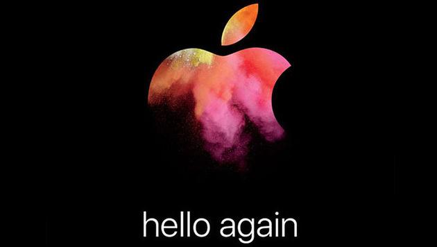 Apple lädt zu Presse-Event am 27. Oktober (Bild: Apple)