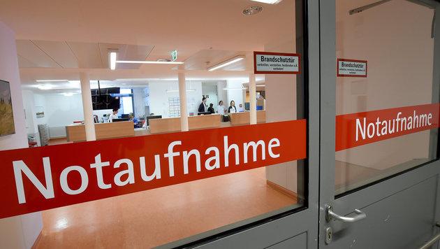 """""""Wildpinkler"""" in Deutschland zu Tode geprügelt (Bild: APA/dpa/Holger Hollemann)"""