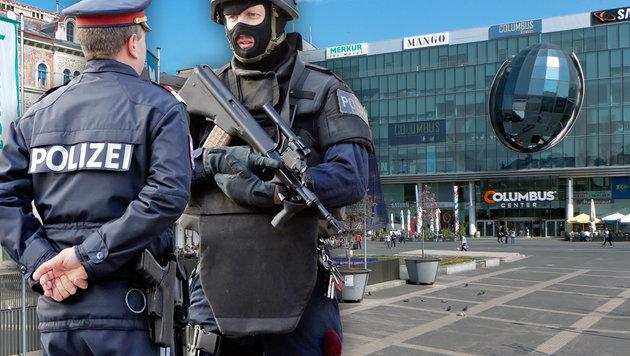 """Zechpreller in Rage: """"Allah, ich zünde alles an!"""" (Bild: Wikipedia.com/Gugerell, Klemens Groh)"""